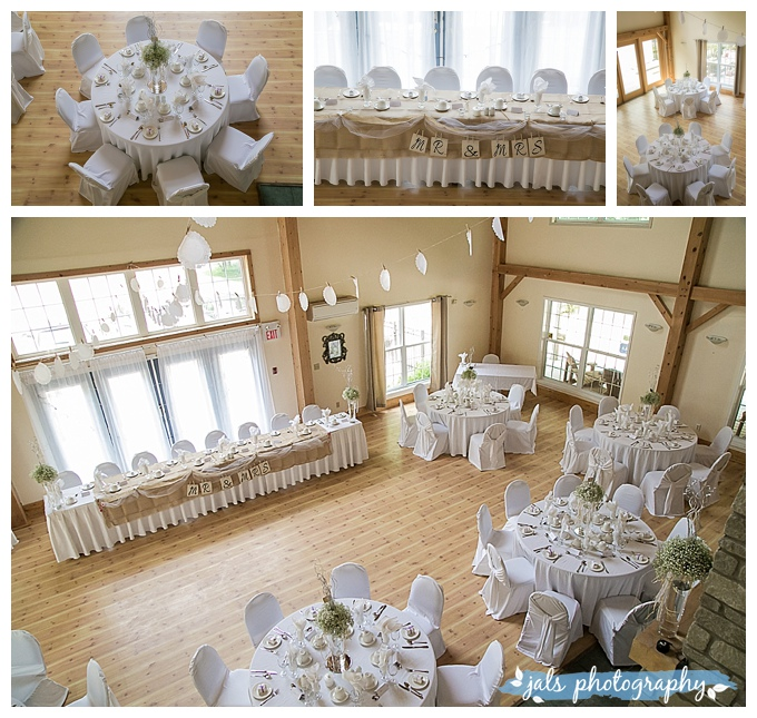 Timber House Wedding